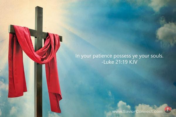 Luke 21:19 KJV